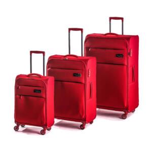 2844 Polo Szett piros