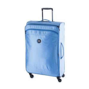 lila bőrönd nagy