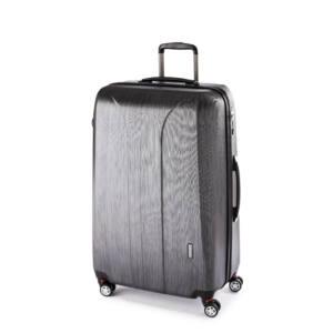 fekete nagy bőrönd