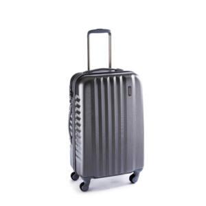 Ribbon Szett bőrönd silver brushed