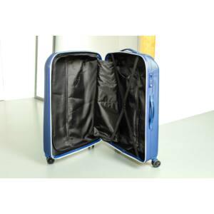 Rocky Közepes bőrönd black orange