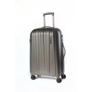 Rocky Szett bőrönd Grey Indigo
