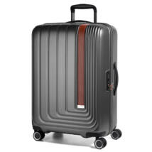 Beau Monde Nagy Bőrönd Anthracite