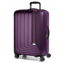 Beau Monde Nagy Bőrönd Lila