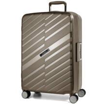 Bon Voyage Törhetetlen (cipzár nélküli) Nagy Bőrönd Bronz