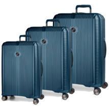 Canyon Törhetetlen Szett Bőrönd Kék (vízhatlan zip)