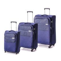 Carter Spec E. Szett bőrönd Kék