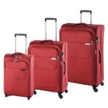 Carter Spec E. Szett bőrönd piros
