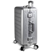 Discovery Aluminium Vázas Közepes bőrönd 65cm