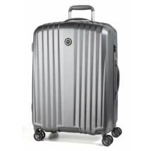 Everest Könnyű Nagy Bőrönd Ezüst