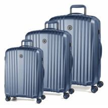 Everest Könnyű Szett Bőrönd Kék
