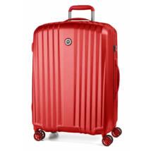 Everest Könnyű Nagy Bőrönd Piros