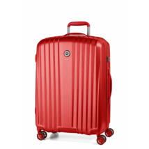 Everest Könnyű Közepes Bőrönd Piros