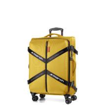 Exploration Vászon Bőrönd Kabin Aranysárga