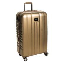 Fly Nagy bőrönd gold brushed