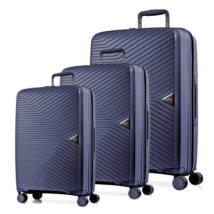 Gotthard Törhetetlen Szett Bőrönd Kék