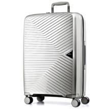 Gotthard Törhetetlen Nagy Bőrönd Silver