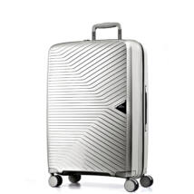 Gotthard Törhetetlen Közepes Bőrönd Silver