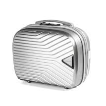 Gotthard Bőröndre Húzható Piperetáska Silver