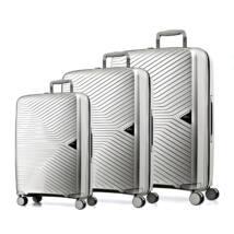 Gotthard Törhetetlen Szett Bőrönd Silver