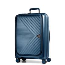 Új Gotthard Előzsebes Törhetetlen Közepes Bőrönd Orion Blue