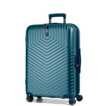 Lotus Közepes Bőrönd Kék