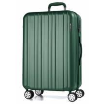 Omega Nagy Bőrönd Zöld