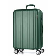 Omega Közepes Bőrönd Zöld