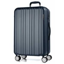 Omega Nagy Bőrönd Kék