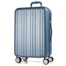 Omega Nagy Bőrönd Világos Kék
