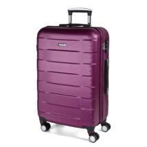 Bumper Nagy bőrönd raspberry