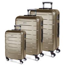 Bumper bőrönd kashmir szett