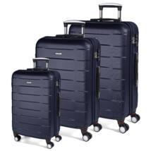 Bumper bőrönd navy szett