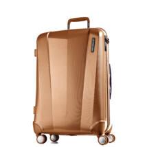 Vision Prémium Közepes Bőrönd Metál Copper