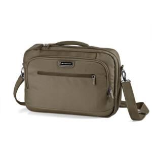 Takeaway, bronz laptoptartós táska/hátizsák