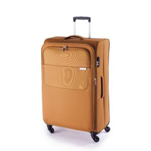 Carter Spec E. Nagy bőrönd arany