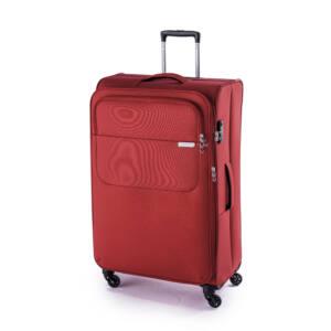 Carter Spec E. Nagy bőrönd piros