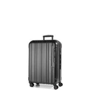Cosmopolitan Kabin bőrönd Black Alu