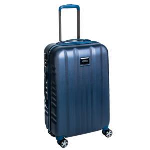 Fly Közepes bőrönd navy brushed