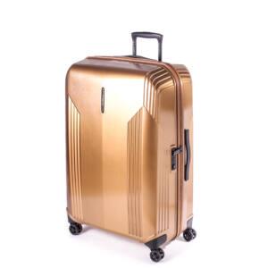 New Manhattan Közepes Bőrönd Arany