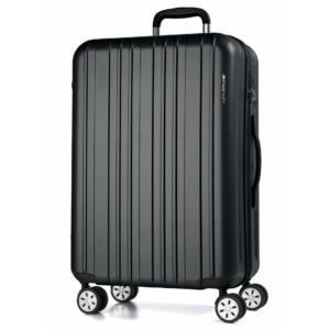 Omega Nagy Bőrönd Fekete