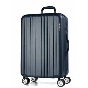 Omega Közepes Bőrönd Kék