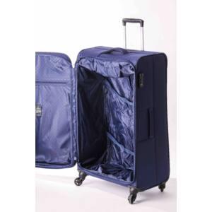 Carter Spec E. Közepes bőrönd mandarin