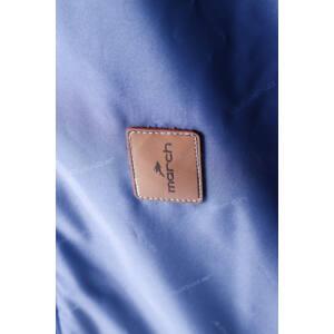 Cosmopolitan Közepes bőrönd Silver Alu