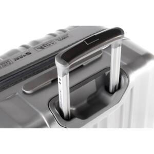 Cosmopolitan Szett bőrönd Silver Alu