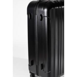 Cosmopolitan Szett bőrönd Fekete Alu