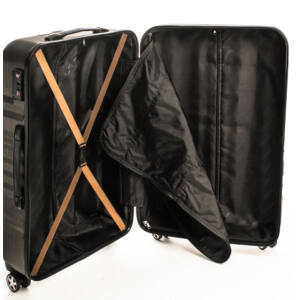 Fly Kabin bőrönd bronze brushed