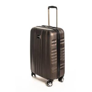 Közepes Bronze Fly Bőrönd