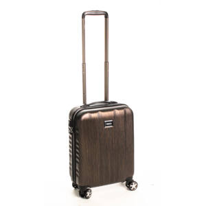 kabin bőrönd kihúzott húzókával