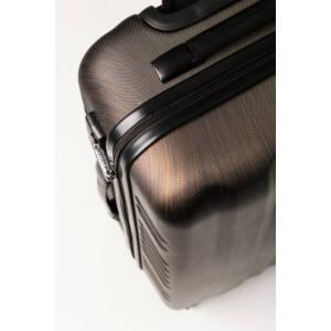 Fly Bronze Bőrönd